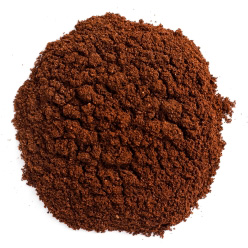 isolated-coffee-ground